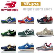 免费运送,New balance正规品,NB574男女共用运动鞋,NB 574情侣运动鞋,款式多多供你挑选