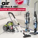 Hoover胡佛二合一两用吸尘器 家用超静音吸尘器系列  3选1