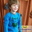 Banana pocket韩国童装冬季毛圈长袖打底糖果色男女童T恤现货正品BE52T01