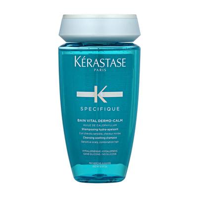 KérastaseParis如有Bain Vital Dermo-Calm洁面舒缓洗发露