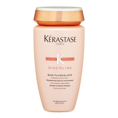 KérastaseParis纪律贝恩Fluidealiste顺滑动作洗发露(适合所有不规则头发)