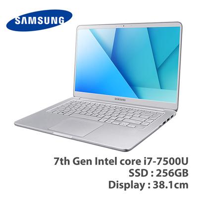 三星笔记本9总是NT900X5N-K78S 15核i7-7500U FHD 256GB轻金属38.1厘米(15)笔记本