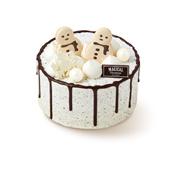 (上海)圣诞雪人曲奇蛋糕