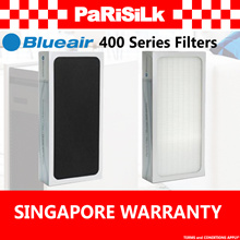 BLUEAIR 400系列过滤器 - 新加坡保修