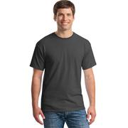 GILDAN全棉圆领短袖夏款T恤纯色打底衫男士体恤