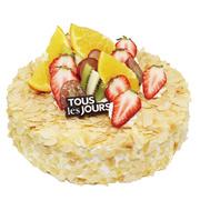 (广州)果色天香鲜奶油蛋糕