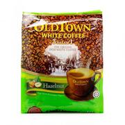 马来西亚旧街场怡保白咖啡榛果味480g/袋(正宗马版)