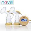 新贝电动吸奶器正品静音智能液晶自动吸奶器双边吸乳器挤奶器
