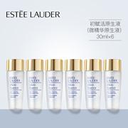 【香港直邮】Estee Lauder 雅诗兰黛肌初赋活原生液(微精华原生液) 30mlx6|深透肌肤|激活修护|Micro Essence Skin Activating Lotion 30mlx6
