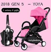 ★准备库存★免费7礼物★2018年版★婴儿YOYA★婴儿新生(0〜36个月)小屋推车婴儿车