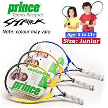 PRINCE COLORFUL TENNIS RACQUET SHARK JUNIOR AUTHENTIVE RACKET