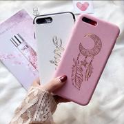苹果6s潮牌手机壳情侣7plus全包边简约个性防摔iphone6保护软硬套