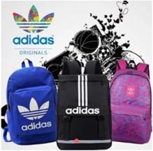 CLEANANCE ADIDAS UNISEX 4色学校/旅行/婴儿/笔记本电脑/工作背包袋抽绳