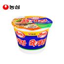 【海地村】韩国食品进口|农心牛肉味大碗面110g 方便面拉面即食泡面