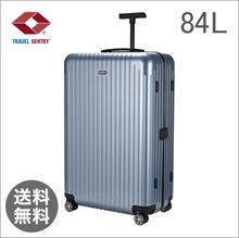 RIMOWA的Rimowa SALSA AIR 878.70 87870莎莎空气多轮手提箱携带包冰蓝色84L(820.70.78.4)