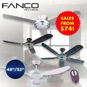 Fanco FFM3000 FFM4000 FFM6000 FFM7000 48/52英寸/调节器/遥控器