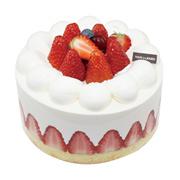 (北京)草莓鲜奶油蛋糕