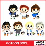 GOT7 - GOTOON DOLL (FLY IN SEOUL FINAL GOODS) / JBMARKJINYOUNGJACKSONYOUNGJAEBAMBAMYUGYEOM