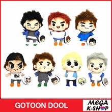 GOT7 - GOTOON DOLL (FLY IN SEOUL FINAL GOODS) / JBMARKJINYOUNGJACKSONYOUNGJAEBAMBAMYUGYEOM