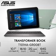 华硕Transformer Book T101HA-GR008T / 10.1 LED背光//英特尔®凌动™x5-Z8350 // 1年国际