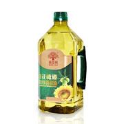 【香港进口】香港品牌 黄金树特级压榨葵花橄榄食用油调和油1.8L