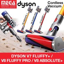 DYSON SV11 V7 FLUFFY + / SV10 V8 FLUFFY PRO / V8绝对+无尘真空吸尘器