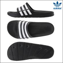 【韩国直邮】Adidas  Duramo Slide 女款拖鞋|运动潮流凉拖鞋|休闲沙滩凉拖鞋|100%正品|货号G15890|[Kconcept]