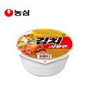 【海地村】韩国食品进口|韩国进口农心泡菜小碗面86g方便面 泡菜 拉面 泡面