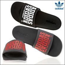【韩国直邮】Adidas adilette CF plus campus W  男女款拖鞋|休闲沙滩凉拖鞋|舒适休闲|100%正品|货号BY2615 BB4517|2色可选||[Kconcept]
