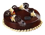 图阿里黄油蛋糕 Music Chocolate Cake