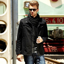 2016英国风格男装冬季夹克