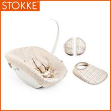 Stokke的Stokke的新生儿仅设置186708文本样式设置米色检查