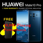 (Mate 10 Pro RM2600,RM400优惠券)华为Mate 10 Pro 6GB RAM / 128GB ROM(华为马来西亚)// SE