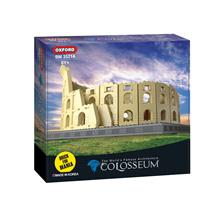 启动销售★★牛津大学体育馆COLLOSSEUM座包,砖的疯狂线组装块BM35214 1500PCS