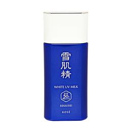 KOSE Sekkisei White UV Milk SPF50+ / PA++++ 1.9oz, 56ml