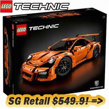 ★最低价!! !!技术保时捷911 GT3 RS 42056 /圣诞礼物!