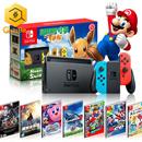 任天堂Nintendo Switch NX NS 主機 日版/港版 安裝游戲