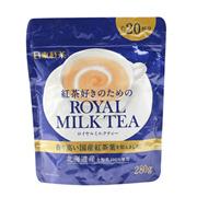 【日本进口】Royal Milk Tea日东红茶经典皇家奶茶袋装280G 网红奶茶