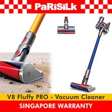 DYSON V8蓬松无绳吸力吸尘器 - 新加坡保修