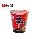 【海地村】韩国食品进口 农心辛拉面小碗面 65g 方便面速食杯面