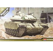 学院13281 1:35学院Gal Batash模型套件Magach 6B Gal Batash IDF坦克13281  - 塑料模型