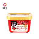 【海地村】韩国食品进口 清净园淳昌辣椒酱-微辣 500g 韩式拌饭拌菜蘸料