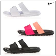 【韩国直邮】Nike Benassi Duo Ultra Slide 女款拖鞋|凉拖|100%正品|货号819717-100 819717-010 819717-602|3款可选|[Kconcept]