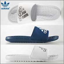 【韩国直邮】Adidas VOLUMIX 男款拖鞋|新款男潮流休闲凉拖鞋|100%正品|货号S80406   AQ5898|2款可选|[Kconcept]