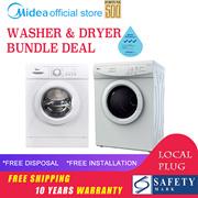 ★免费送货★洗衣机和烘干机捆绑促销$ 199折扣!