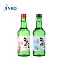 【海地村】韓國食品進口  真露燒酒 360ml 紅 藍 2款可選  韓國燒酒清酒