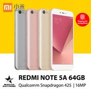 [团购]红米Note 5A * 16GB / 32GB / 64GB * Snapdragon  - 现货!你今天得到你的