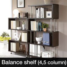 [新到货]平衡架/书柜/存储展示架/组织者/机架/最佳价值