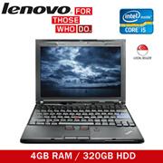 翻新的联想ThinkPad X201(英特尔酷睿i5第一代/ 320GB硬盘/ 4GB内存)