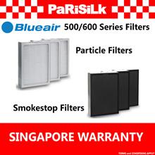 BLUEAIR 500/600系列过滤器 - 新加坡保修